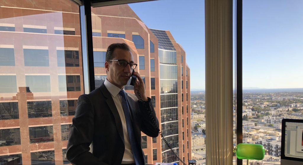 Startup Lawyer David Sharifi _ LA Tech and Media Law Firm Los Angeles