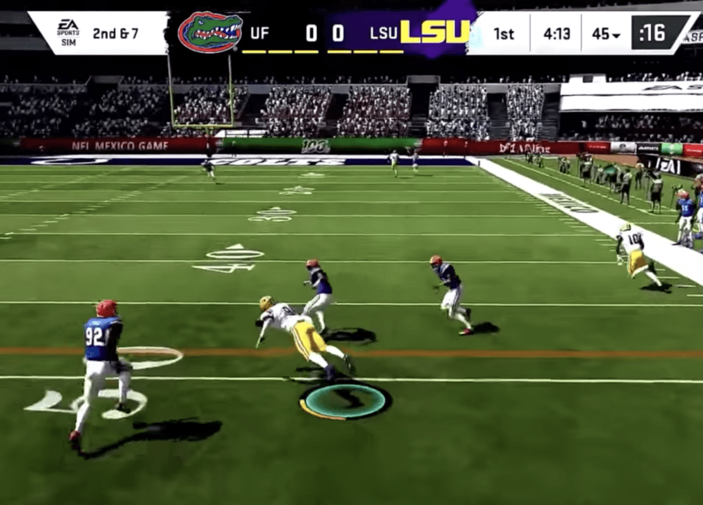 NCAA Football video game using names, images and likeness of athletes - L.A. Tech and Media Law Blog