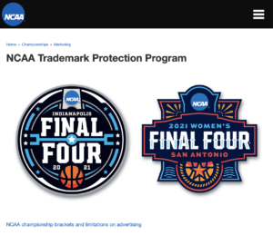 NCAA-Trademark-Protection-Program-Trademark-Lawsuits-and-Trademark-Enforcement-Los-Angeles-Tech-and-Media-Law-Blog-Beverly-Hills-and-Santa-Monica-Los-Angeles-West-Hollywood