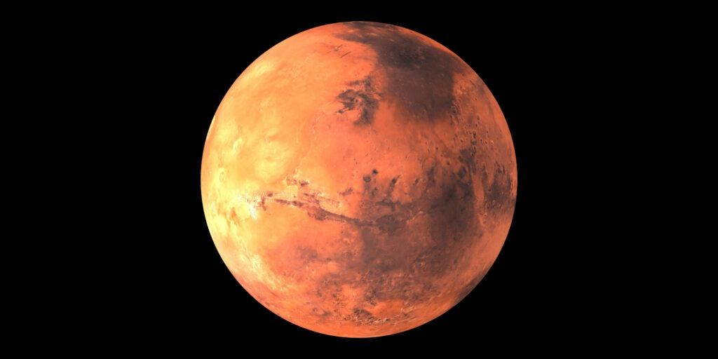 Venue on Mars in Contract Law - L.A. Tech and Media Law Firm Blog - Los Angeles Technology Startup Attorney Law Firm Intellectual Property Rights Protection